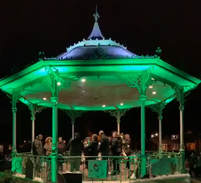 Burngreen Bandstand